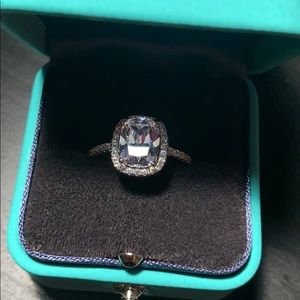 New Statement Ring with box